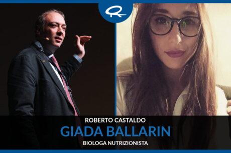 Nutrizione e Performance sportiva con la dott.ssa Giada Ballarin, Biologa nutrizionista