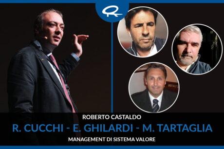 Performance di un'azienda in crisi con Roberto Cucchi, Egidio Ghilardi e Massimo Tartaglia – Management di Sistema Valore