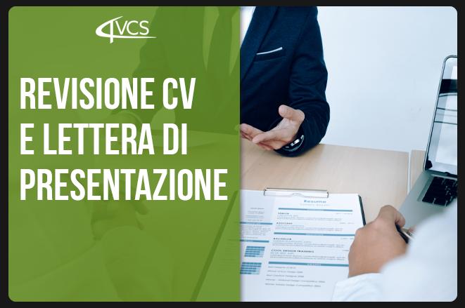 Revisione CV e Lettera di Presentazione